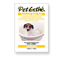 Pet Esthé Aromatic Bath Salt Senteur de camomille
