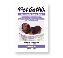 Pet Esthé Aromatic Bath Salt Senteur de lavande