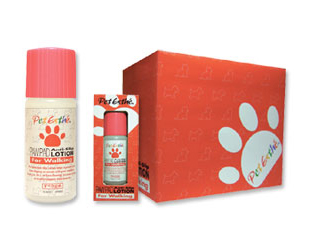 Pet Esthé Anti-Slip Lotion For Dogs and Cats [Anti-Slip Preparation] Fast Drying image