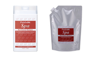 Pet Esthé Spa Mud General Shampoo image